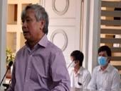 Trả hồ sơ, điều tra bổ sung vụ án cựu Giám đốc sở Y tế Long An