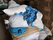 [Kinh hoàng] 2,1 triệu găng tay y tế tái chế chuẩn bị xuất bán ra thị trường