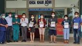 5 bệnh nhân nhiễm COVID-19 ở Đà Nẵng được công bố khỏi bệnh