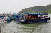 Nha Trang Tàu du lịch nằm bờ, di tích Chăm vắng vẻ do dịch COVID-19