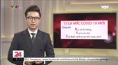 Thêm 11 ca COVID-19 mới, 1 ở Hà Nội liên quan Đà Nẵng