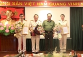 Ban Bí thư Trung ương Đảng chỉ định, chuẩn y nhân sự CAND