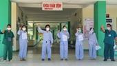 Thêm 9 bệnh nhân mắc COVID-19 ở Đà Nẵng được công bố khỏi bệnh