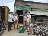 Đà Nẵng hỗ trợ lao động tự do kẹt lại tâm dịch trên địa bàn