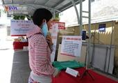 """""""ATM gạo"""" công nghệ cao đặt lịch hẹn, sưởi ấm người nghèo giữa tâm dịch"""