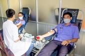 """VKSND tỉnh Thừa Thiên-Huế hiến máu """"Chung tay đẩy lùi dịch bệnh COVID-19"""""""
