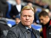 Barcelona bổ nhiệm Ronald Koeman làm huấn luyện viên