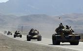 Thổ Nhĩ Kỳ điều quân rầm rộ tiến vào Tây Bắc Syria sau cuộc không kích của Nga