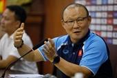 Sợ bị bắt bài, HLV Park Hang Seo đổi chiến thuật ở đội tuyển Việt Nam