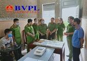 Cận cảnh số ma túy khổng lồ vừa thu giữ ở Điện Biên