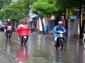 Bắc Bộ và Bắc Trung Bộ tiếp tục đón mưa lớn