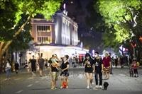 Tạm dừng các hoạt động tại phố đi bộ quận Hoàn Kiếm từ ngày 21 8