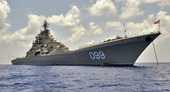 Mỹ lo Nga sớm có tàu tuần dương hạt nhân nguy hiểm nhất thế giới