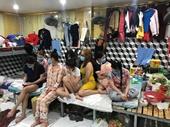 Nhiều cơ sở massage, karaoke, tẩm quất ở Hải Phòng vẫn hoạt động, bất chấp lệnh cấm