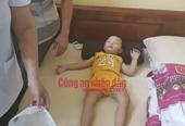 Cháu bé 2 tuổi bị bắt cóc ở Bắc Ninh đã được giải cứu an toàn
