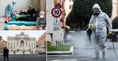 """Dịch COVID-19 ở Italy như """"bóng ma"""" đã quay trở lại  """