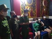 Tụ tập hát karaoke, sử dụng ma túy tại Quảng Nam giữa mùa dịch COVID-19