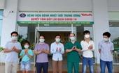 Bệnh viện Nhiệt đới TW công bố 6 ca khỏi COVID-19