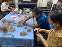 Hà Tĩnh Tìm thấy gần 100 kg tiền xu cổ trong lúc đào đất làm móng nhà
