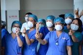 Niềm vui khi Bệnh viện Đà Nẵng được hoạt động trở lại