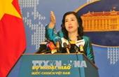 Trung Quốc liên tiếp tập trận ở khu vực quần đảo Hoàng Sa là vi phạm chủ quyền của Việt Nam