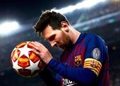 Messi gửi fax quyết dứt tình với Barcelona