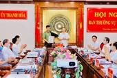 Đại tá Trần Phú Hà được chỉ định tham gia BTV Tỉnh ủy Thanh Hoá