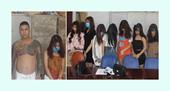 Phát hiện 8 cô gái và 1 thanh niên xăm trổ sử dụng ma túy trong nhà nghỉ