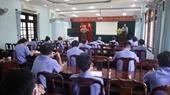 Thành lập Ban chỉ huy quân sự và lực lượng dân quân tự vệ cơ quan VKSND cấp cao tại Đà Nẵng