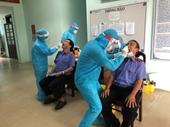 VKSND cấp cao tại Đà Nẵng lấy mẫu xét nghiệm COVID-19 cho toàn thể cán bộ, công chức