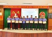 VKSND Đắk Lắk khen thưởng 10 đoàn viên có thành tích trong chống dịch COVID-19
