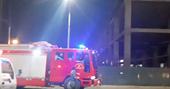 Sập giàn giáo ở Bắc Giang, 3 công nhân bị thương