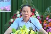 Bộ Chính trị chuẩn y ông Lê Tiến Châu giữ chức Bí thư Tỉnh ủy Hậu Giang