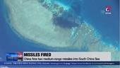 Mỹ chỉ trích Trung Quốc phóng tên lửa ở Biển Đông
