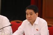 Phê chuẩn lệnh bắt tạm giam ông Nguyễn Đức Chung, Chủ tịch UBND TP Hà Nội