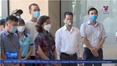 Đoàn bác sĩ Bình Định và Thừa Thiên-Huế rời Đà Nẵng