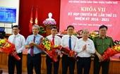 Bí thư Huyện ủy Phong Điền làm Phó Chủ tịch UBND tỉnh Thừa Thiên-Huế