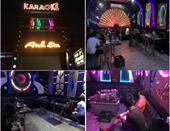 Bất chấp lệnh cấm, quán karaoke vẫn hoạt động còn điều đào phục vụ dân chơi