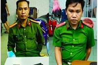 Giả danh Công an đọc lệnh bắt người, đối tượng đối mặt với 4 tội danh
