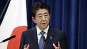 Thủ tướng Nhật Bản Abe Shinzo từ chức
