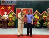 Trao quyết định bổ nhiệm Viện trưởng VKSND tỉnh Bà Rịa – Vũng Tàu
