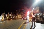 Xe dân sự đâm xe bọc thép quân sự Mỹ tại Hàn Quốc, 4 người thiệt mạng