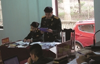 Bản lĩnh Kiểm sát viên mang màu xanh áo lính