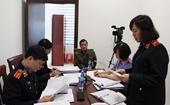 Thực hiện Luật Tổ chức VKSND năm 2014 Những bất cập cần tháo gỡ