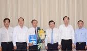 Ông Huỳnh Thanh Nhân giữ chức Giám đốc Sở Nội vụ TP HCM