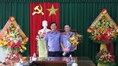Đồng chí Phạm Văn Cần giữ chức vụ Viện trưởng VKSND cấp cao tại Đà Nẵng