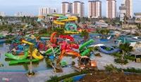 Vụ Công viên nước Thanh Hà  Công viên nước xây không phép, thanh tra …chiếu lệ