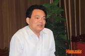 Cảnh cáo nguyên Phó Chủ tịch UBND huyện Nghi Xuân