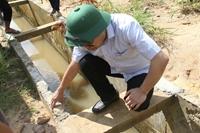 Yêu cầu khắc phục, sửa chữa công trình thủy lợi 119 tỉ đồng chưa nghiệm thu đã nát