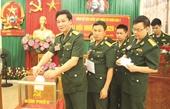 Công tác đào tạo, bồi dưỡng cán bộ của Viện kiểm sát Quân sự Quân khu 2